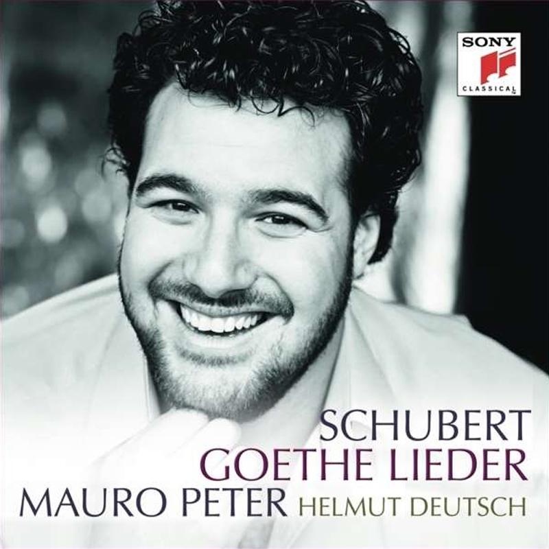 Schubert Goethe Lieder